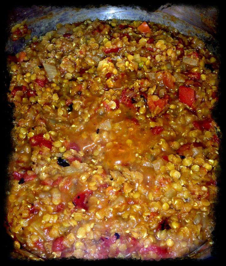 Red lentil curry | soups/stews/chillis | Pinterest