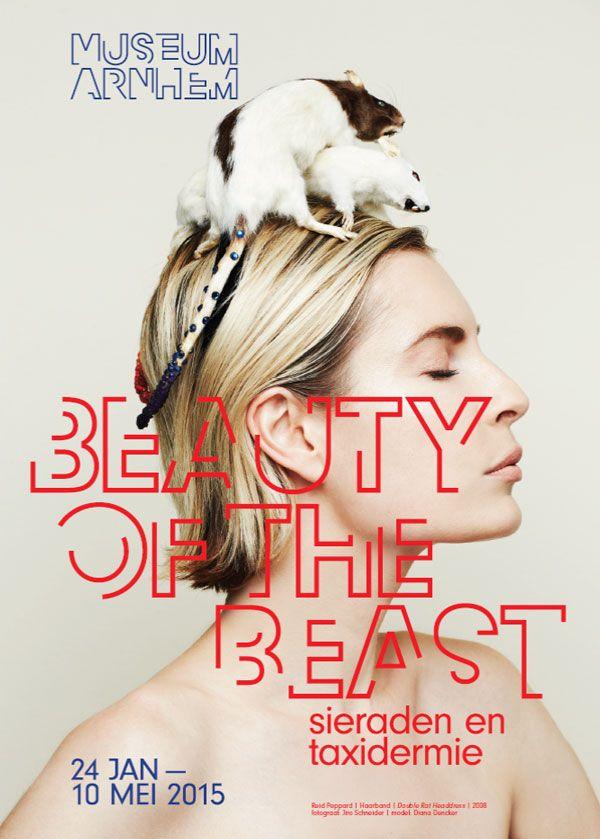 Beauty of the Beast: Jewellery and Taxidermy 24 Jan-10 May 2015 Museum Arnhem, NL