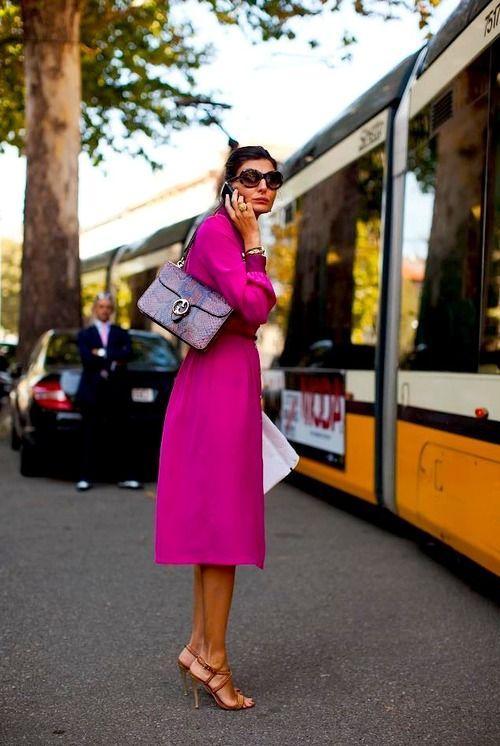 Giovanna Battaglia, sempre perfetta!