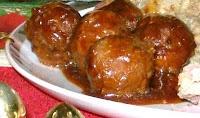 Spicy Cajun Party Meatballs ... from Cajun Delights