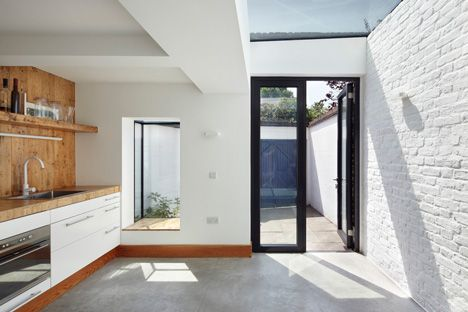 Eaton terrace by project orange kitchen pinterest for Terrace kitchen extension