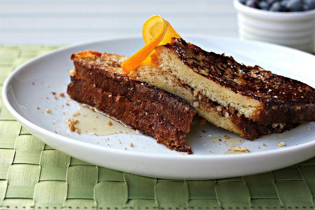 love baklava! Add french toast...yes please! Baklava french toast!