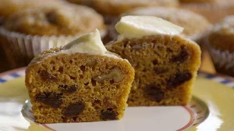 Addictive Pumpkin Muffins Allrecipes.com. (Exchange choc chips for ...