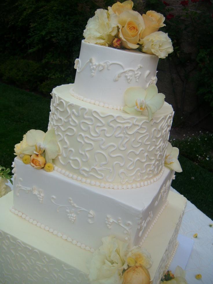 Cake Wedding Top