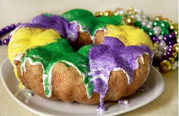 Quick King Cake