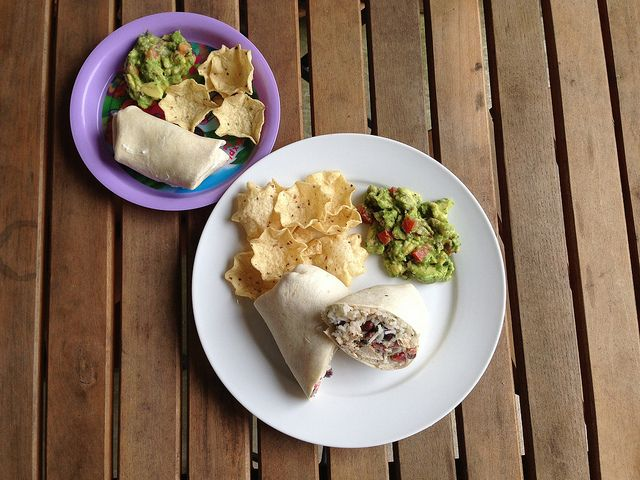 burritos by The Home Cook, via Flickr | Mexican | Pinterest