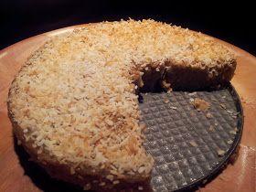 Tapioca Coconut cake | Gluten free | Pinterest