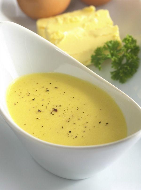 Sauce Hollandaise | Bon Appétit ! | Pinterest