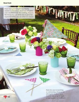 Heart Home magazine issue 4, #party