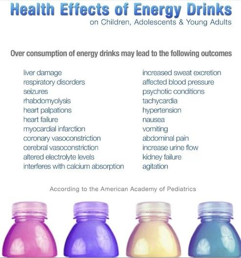 the negative effects of abusing energy drinks This article has a correction please see: seifert et al health effects of energy drinks on children, adolescents, and young adults pediatrics 2011127(3):511.