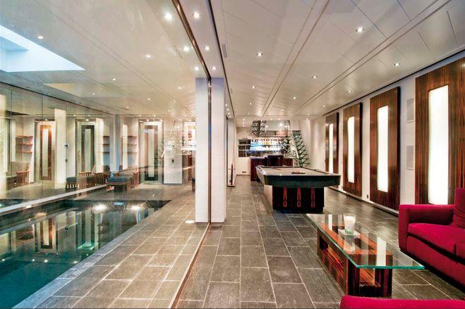 London 39 S Luxury Basements