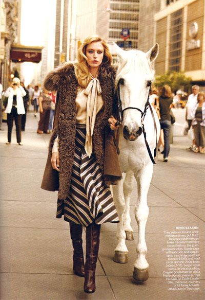 City Equestrian Fashion
