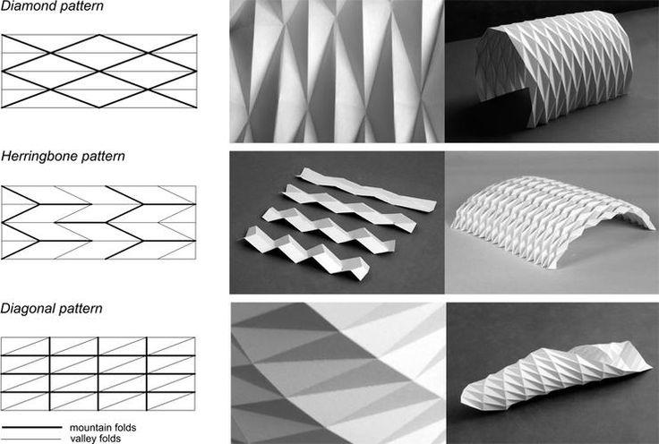 Паттерны оригами что это