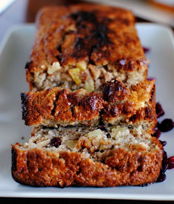 Hearty Apple Loaf Recipe — Dishmaps