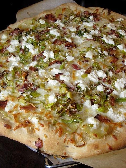 whole wheat pizza dough! | A Happy Tummy | Pinterest