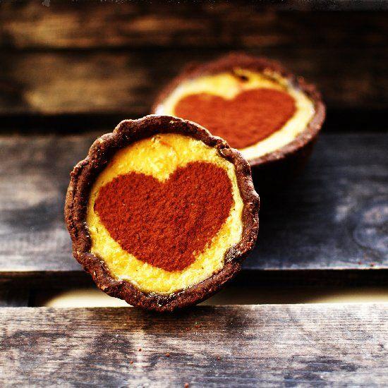 Pumpkin & Chocolate Pie | Easy as Pie | Pinterest