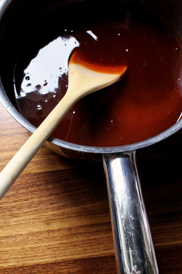Homemade BBQ sauce recipe. | yummo | Pinterest