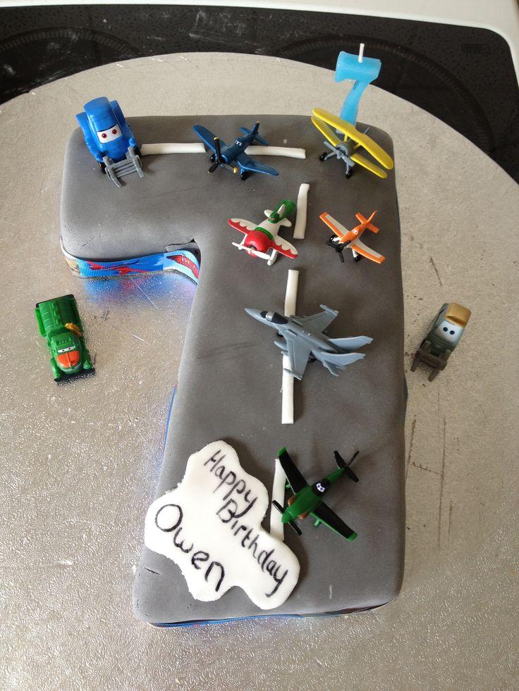 disney planes cake ideas - photo #40