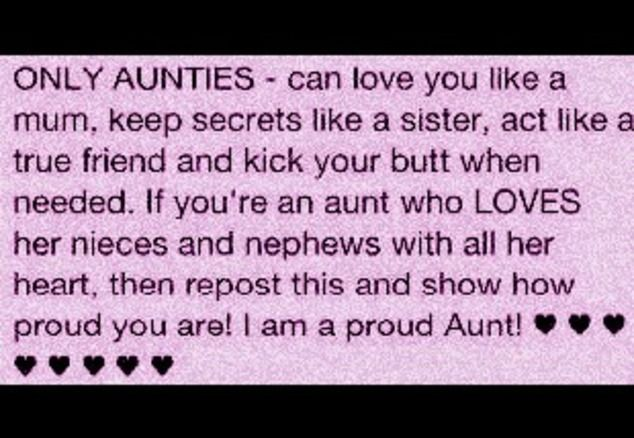 quotes about being a proud aunt quotesgram