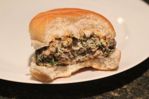 turkey and feta burgers | Dinner Recipes | Pinterest