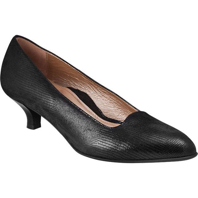 Beautifeel Sacha in Black Luminous $299.95 at shoemill.com
