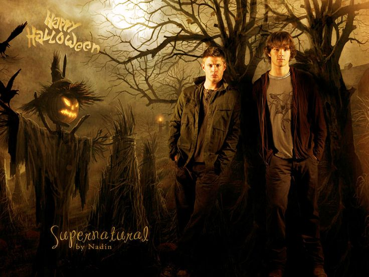 happy supernatural wallpaper - photo #8
