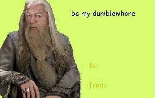 harry potter valentine cards funny