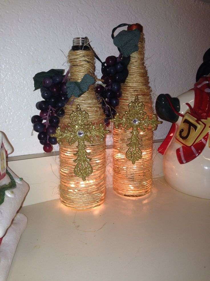 wine bottle crafts simply homemade pinterest