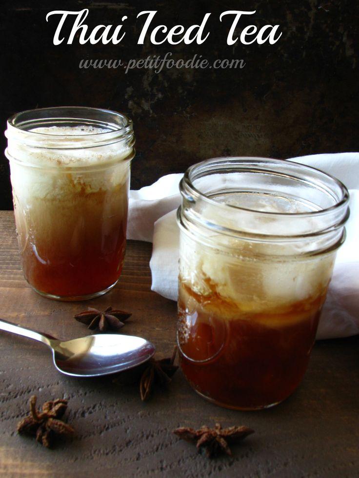 Coconutty Thai Iced Tea Recipe — Dishmaps