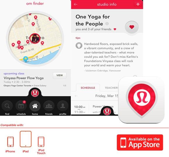 locator for iphone app