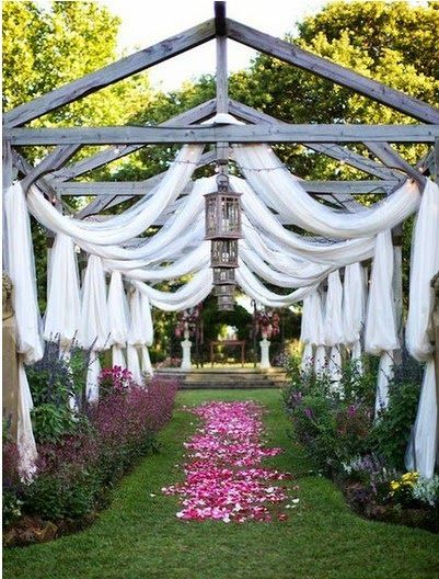 Outdoor wedding venues my big day pinterest for Outside venues for weddings