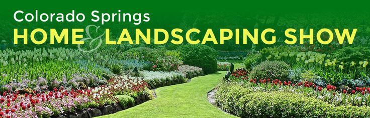 Landscape And Garden Show Colorado Springs