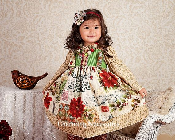 Christmas knot dress in christmas in paris by charmingnecessities 44