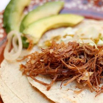 Shredded Chipotle Beef Tacos | Recipes & Such | Pinterest