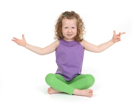 Exercise not just for kids great for a quick renew yoga and fitness