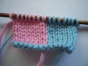 How to change yarn colours correctly..
