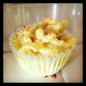 Thyme to Savor...: Macaroni & Cheese Cupcakes