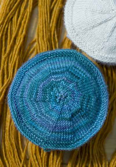 Kippah pattern Great Knits Pinterest