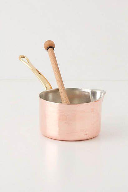 Ruffoni Copper Sauce Pan