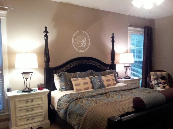 perfect greige bedroom home paint pinterest