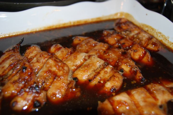 Plum Sauce Chicken | Good Eats | Pinterest