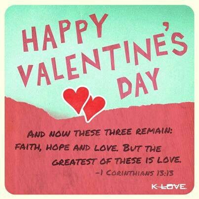 valentine's day 7 to 14 february