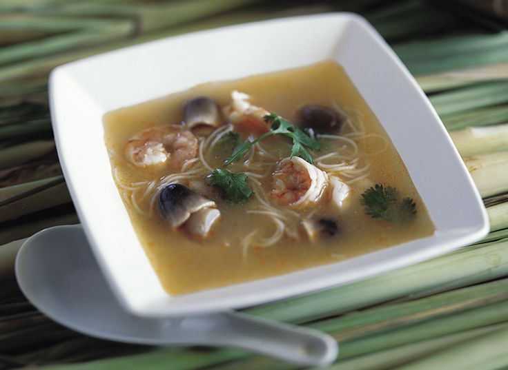 ... Institute of America Food Enthusiasts :: Thai Hot and Sour Soup