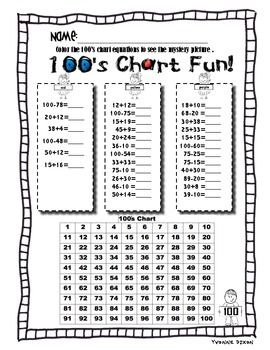 Welcome to the 100th Day of School! activities for upper grades