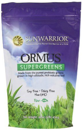 sunwarrior ormus supergreens