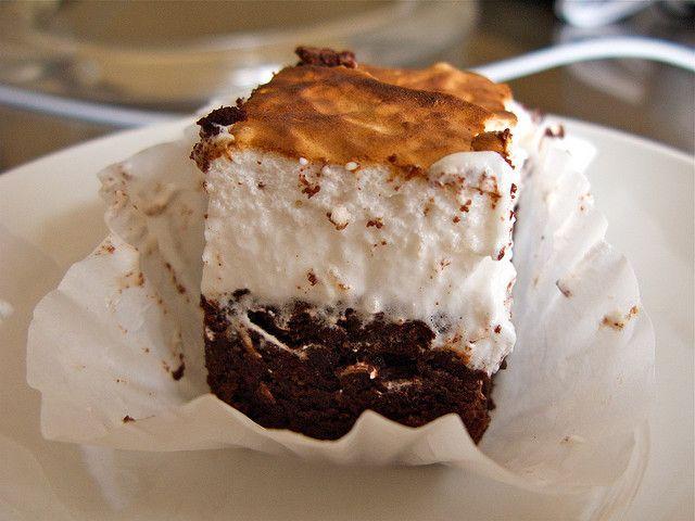 Chocolate meringue cake recipe   Favorite Recipes   Pinterest