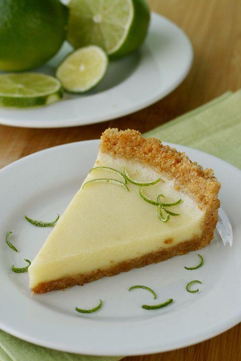 Key Lime Tart | Sweet Treats | Pinterest