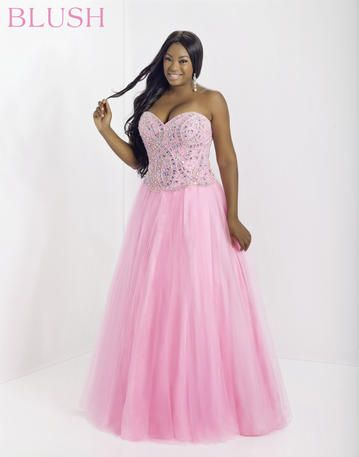 Homecoming Dresses For Plus Size Teens 2