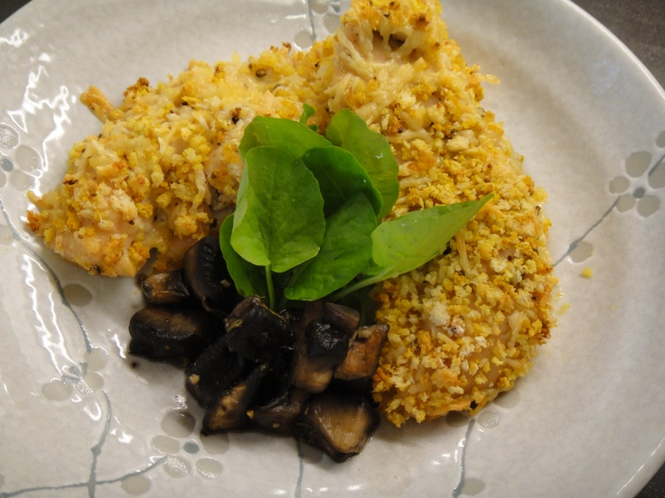 ... parmesan portobello mushrooms with parmesan herb stuffing creamy