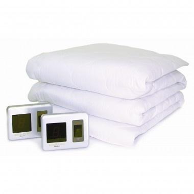 Biddeford Blankets Heated Mattress Pad with Digital